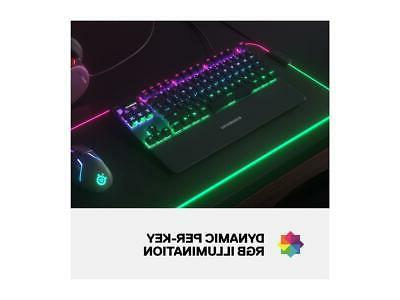 SteelSeries Compact Mechanical Gaming Keyboard - Smart -