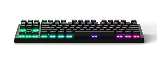SteelSeries Apex M750 TKL RGB Tenkeyless Keyboard - RGB Backlit - Linear Switch