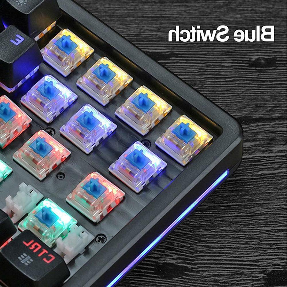 Backlit USB Illuminated PC Game Kit