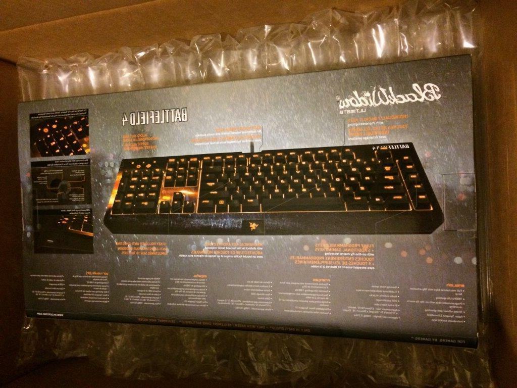 Razer Battlefield 4 Ultimate Keyboard