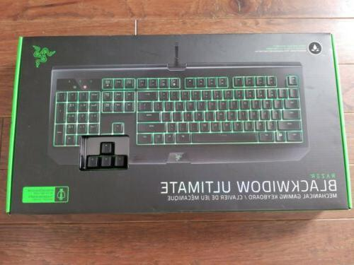 Razer Blackwidow Ultimate Mechanical Gaming Keyboard Rz03