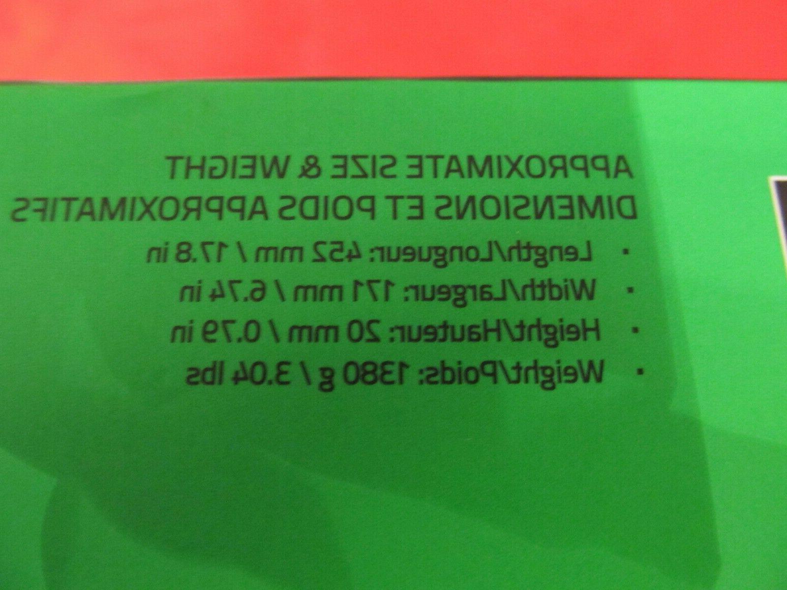 RAZER BLACKWIDOW ULTIMATE GAMING RZ03-01703100-R3U1