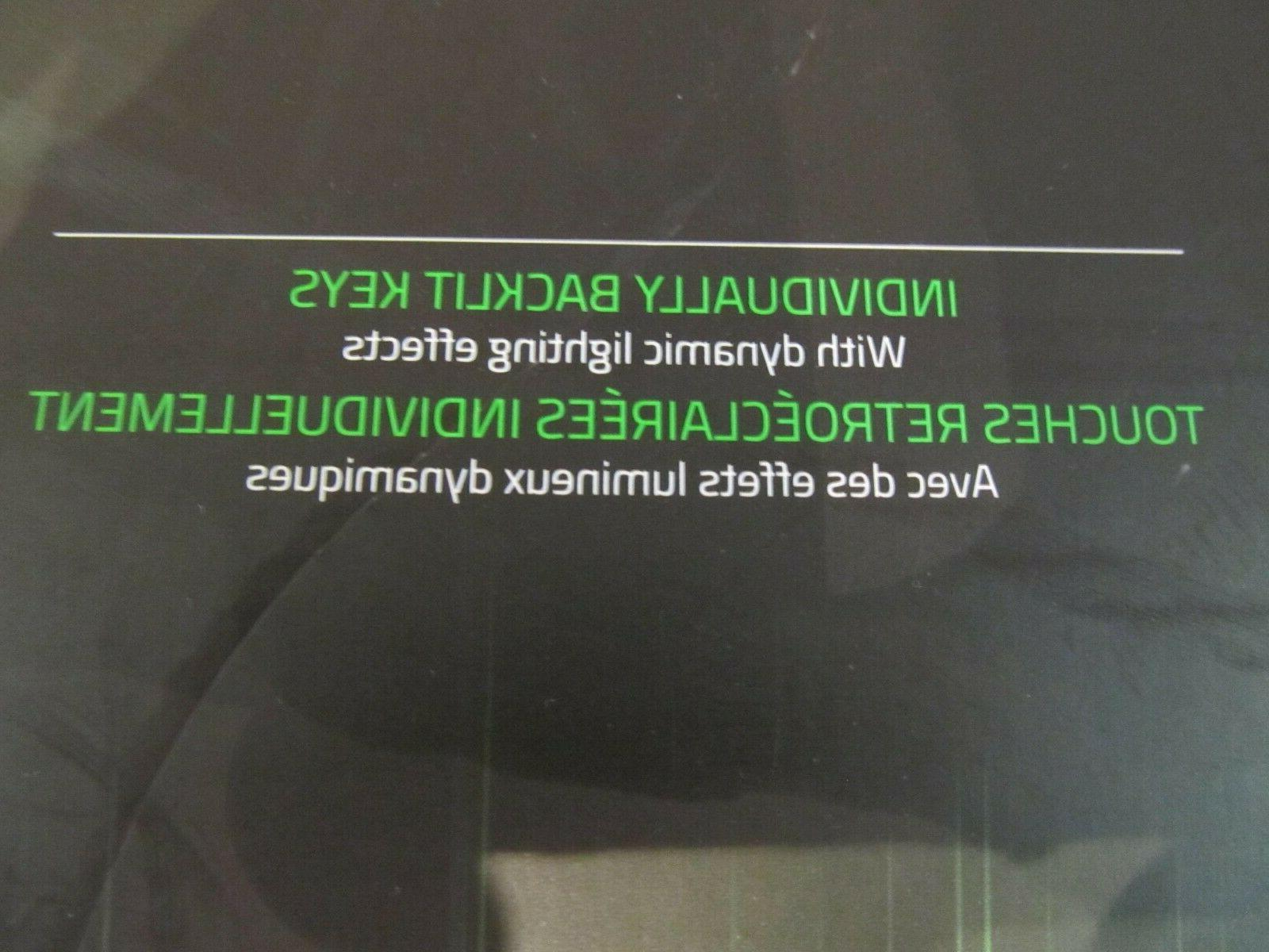 RAZER ULTIMATE GAMING KEYBOARD RZ03-01703100-R3U1