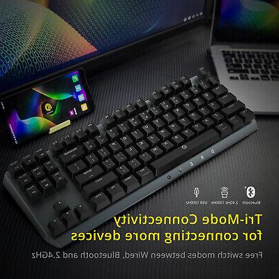 DREVO BladeMaster Cherry MX Gaming Keyboard Blue