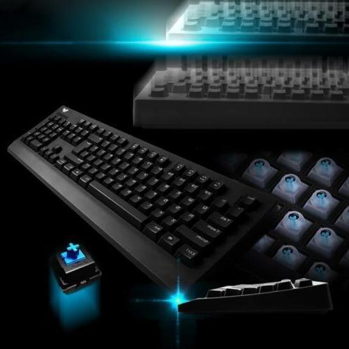 Aula Demon Mechanical Keyboard USB Wired Windows Mac