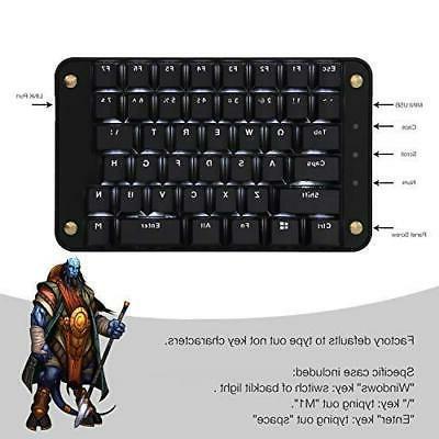 Koolertron Cherry Programmable Gaming