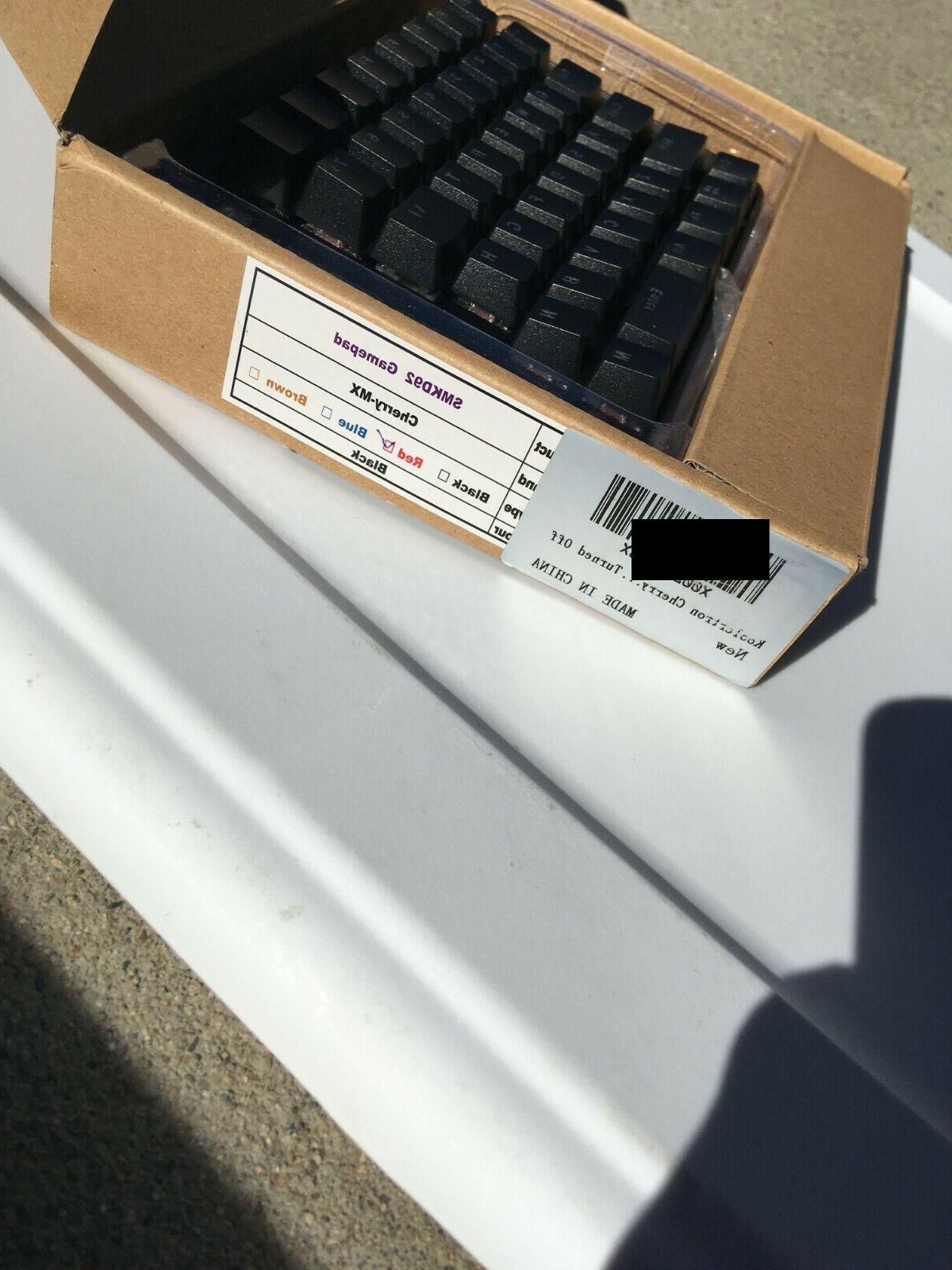 Koolertron Cherry Programmable Keypad, Cherry MX