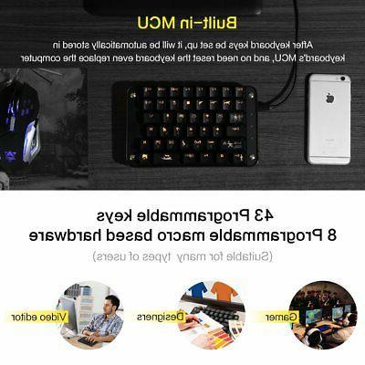 Koolertron Switches Keys Mechanical Keyboards