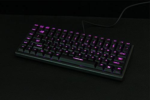 Noppoo Choc RGB backlighting REALKEY Technology Gaming