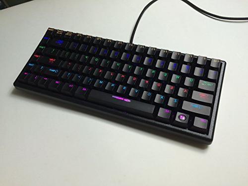 Noppoo Choc RGB NKRO REALKEY Mechanical Gaming Keyboard