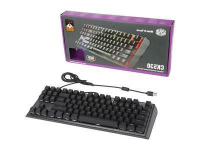 Cooler Master CK530 Tenkeyless Gaming Brown