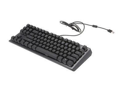 Cooler Master Gaming Keyboard with Brown R