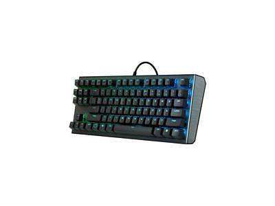 ck530 tenkeyless gaming mechanical keyboard with red