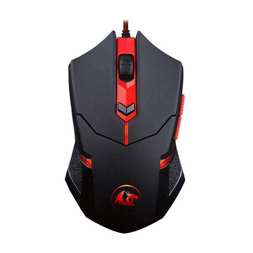 Redragon Mechanical Keyboard And Mouse