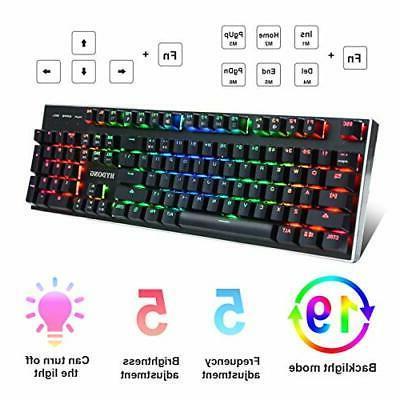 Computer Desktop Keyboard Light