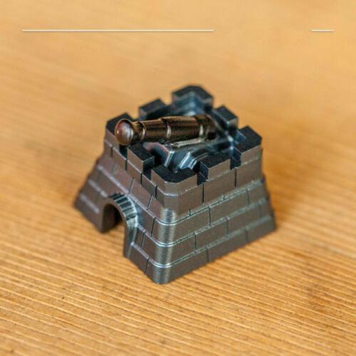 Creative Mechanical Keycap Alloy