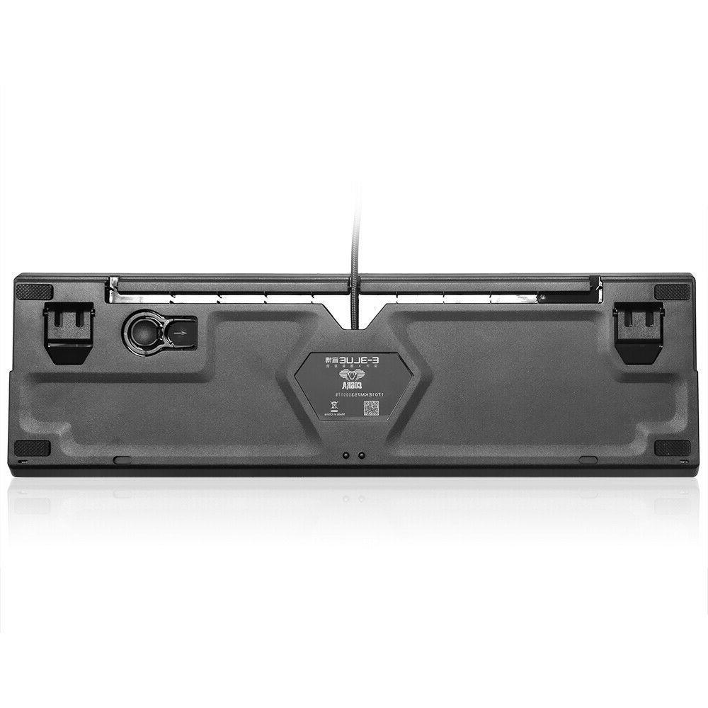 E - NKRO Mechanical Keyboard Switch Mechanical