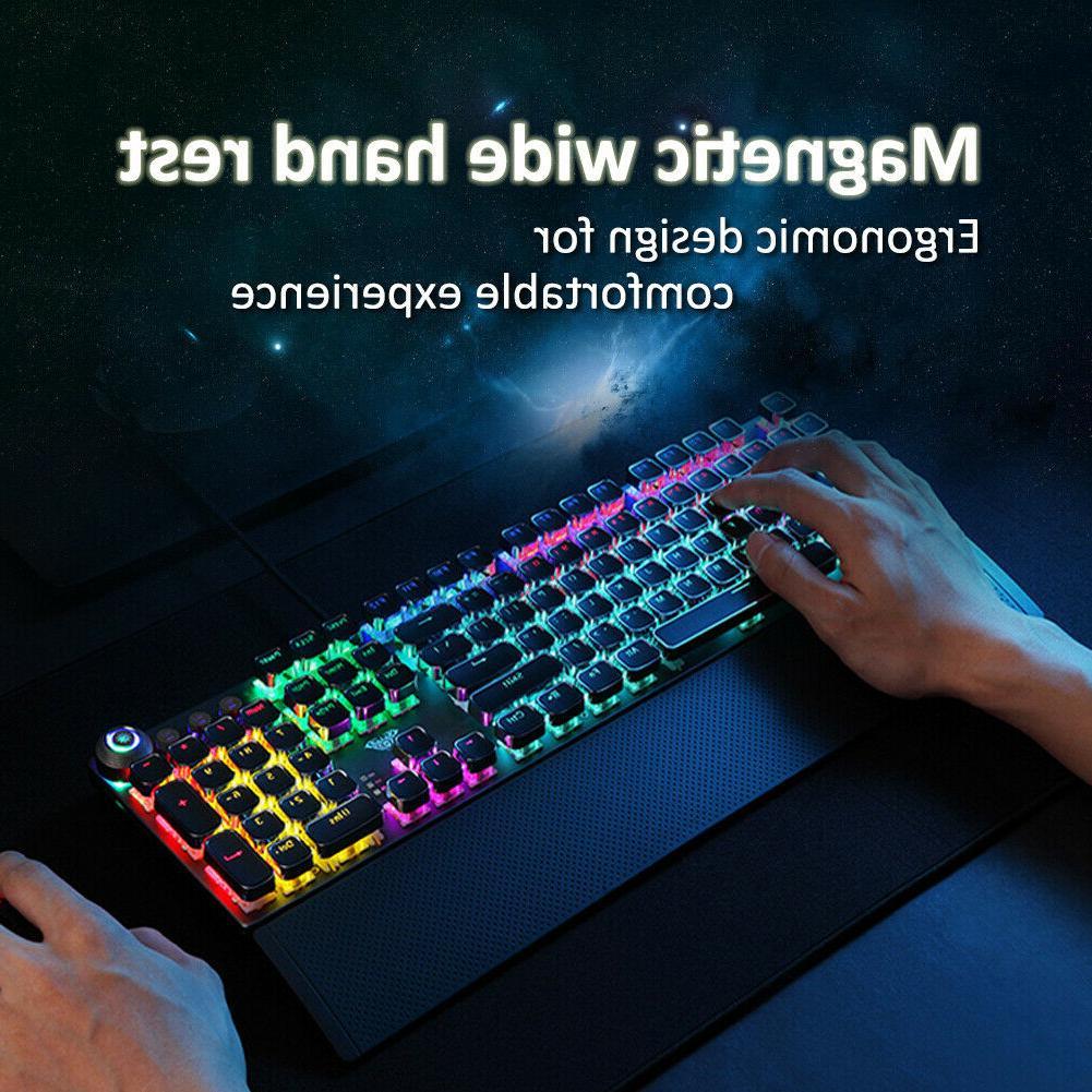 AULA Mechanical 104 Punk Gaming Keyboards