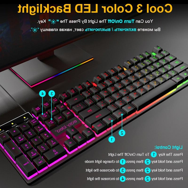 <font><b>Gaming</b></font> <font><b>Keyboard</b></font> Imitation <font><b>Keyboard</b></font> <font><b>Gaming</b></font> <font><b>Keyboard</b></font> with for <font><b>PC</b></font>