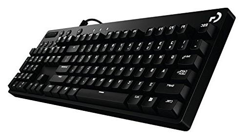 Logitech G610 Red Backlit Keyboard 920-007839