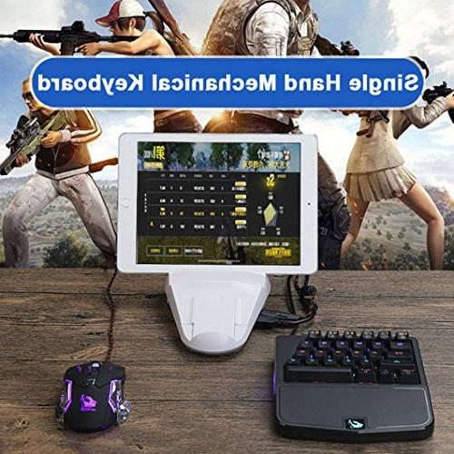 Game Backlit Keyboard-K9 Wired 28 】Ergonomic Single Gaming Mechanical For PLAYERUNKNOWN'S BATTLEGROUNDS Game