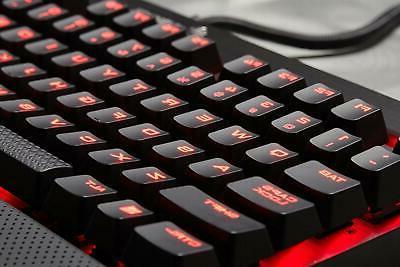 Corsair Mechanical Keyboard, Backlit NEW