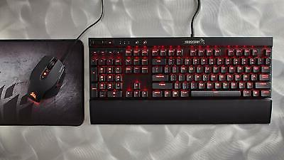 Corsair Gaming Mechanical Keyboard, LED, NEW