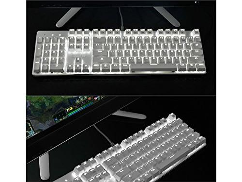 Gaming Standard Vintage Keyboard Andosange