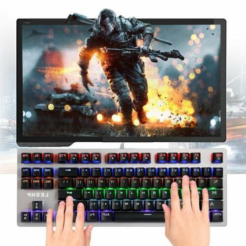Gaming PC Mechanical LED