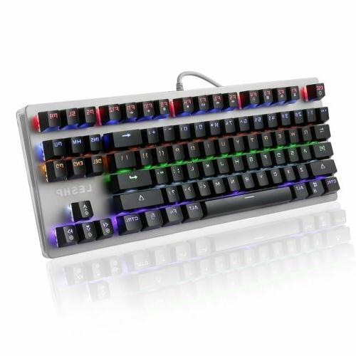 Gaming Mechanical LED Illuminated
