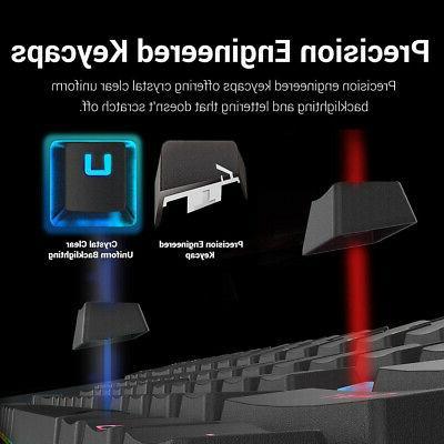 USB Wired Gaming LED Illuminated