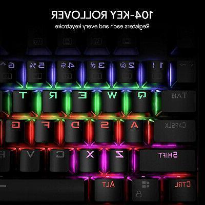 Gaming Backlit 13 LED