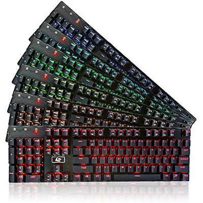 Gaming LED Backlit Wired Base 104 Standard