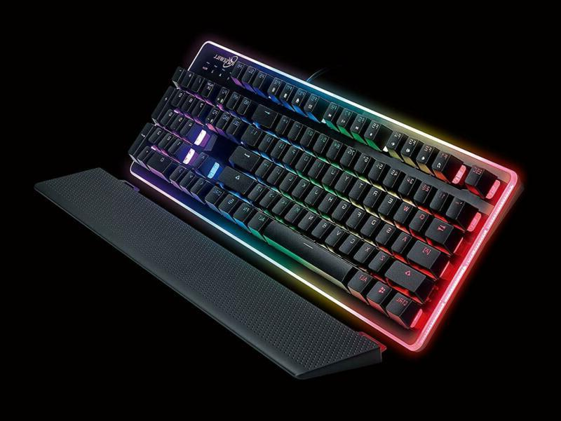 ROSEWILL Gaming LED Mechanical