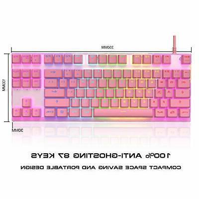 MOTOSPEED Keyboard
