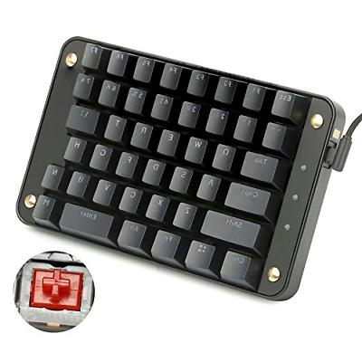gateron red switches programmable gaming