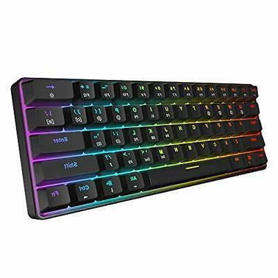 - Keys Multi Color Backli