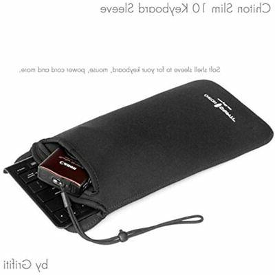 "Grifiti 6.5"" Keyboard Sleeve"