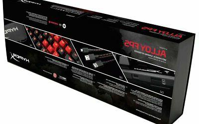 HyperX FPS - Mechanical Gaming Accessories - Form Fa...