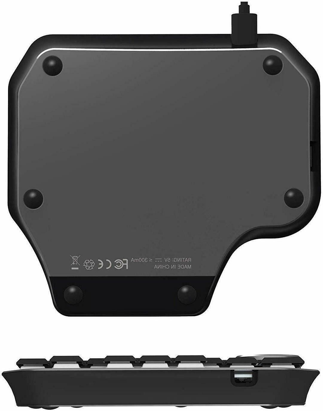 J-Tech Mechanical Keyboard/ /Smart Knob