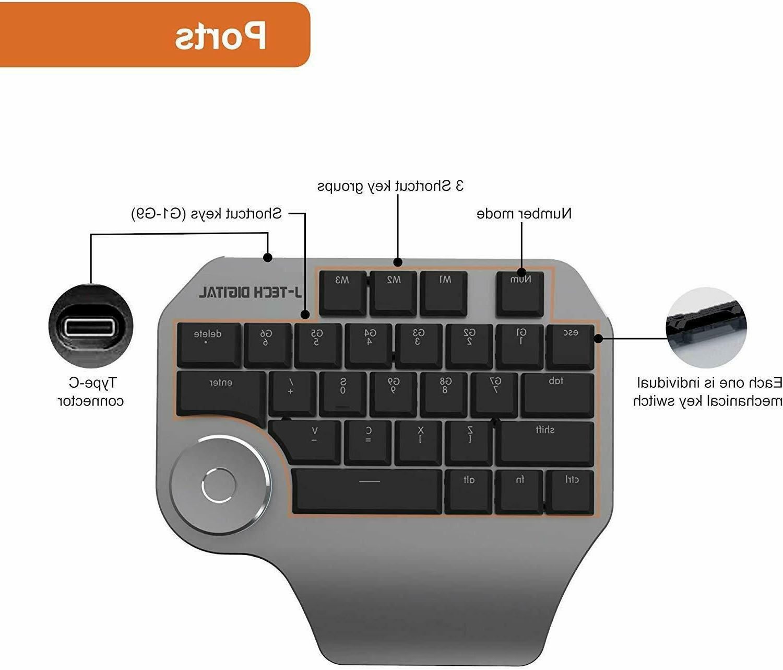 J-Tech Digital Designer Knob