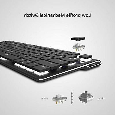 DREVO Joyeuse mechanical Gaming keyboard Switch 96 key