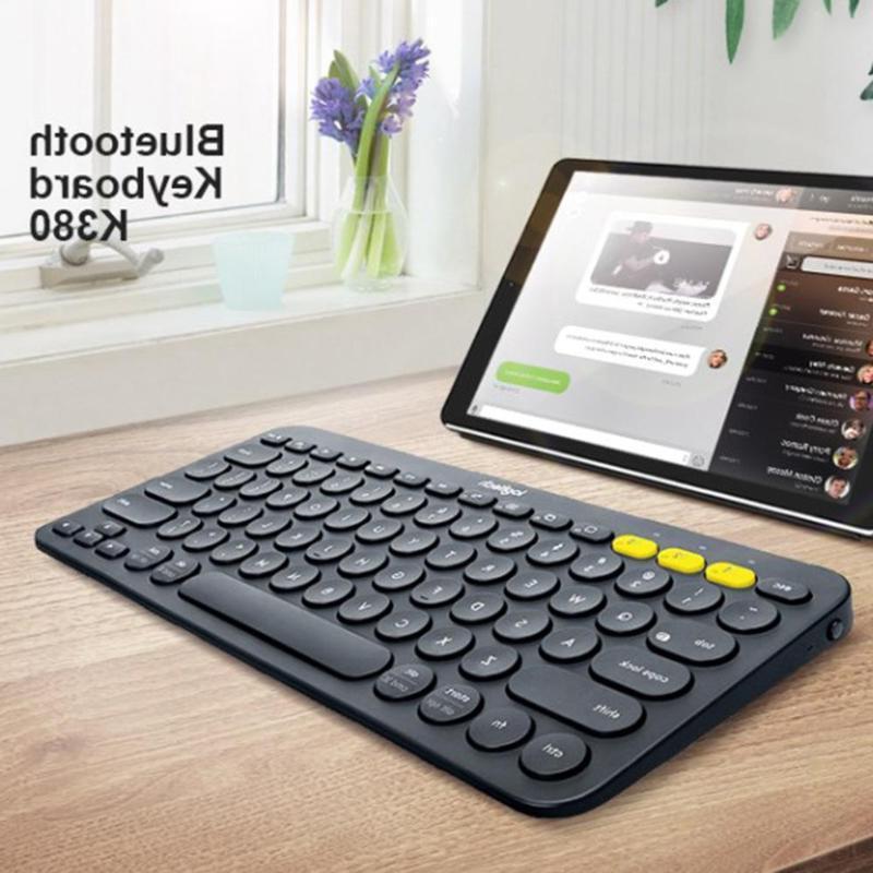 Logitech K380 Bluetooth Wireless Mac Chrome Windows Keypad for iPhone Android