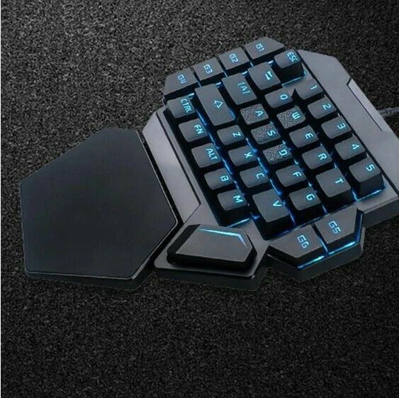 K50 One-Handed   6 Keys