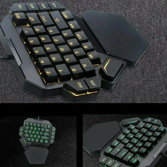 K50 Mechanical 6 Keys