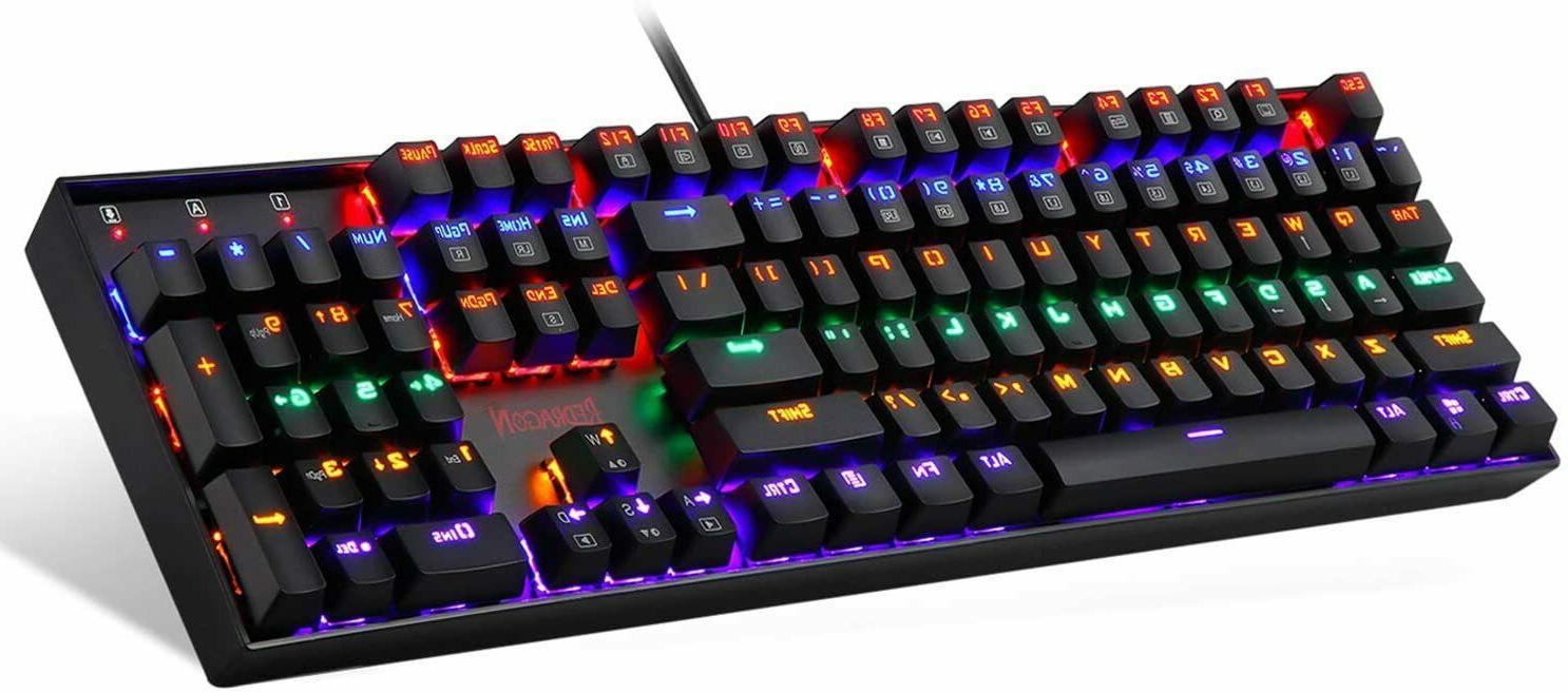 k551 mechanical gaming keyboard cherry mx switches