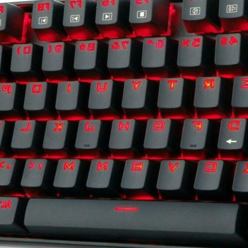 Redragon K552-BA Keyboard, Mouse Combo