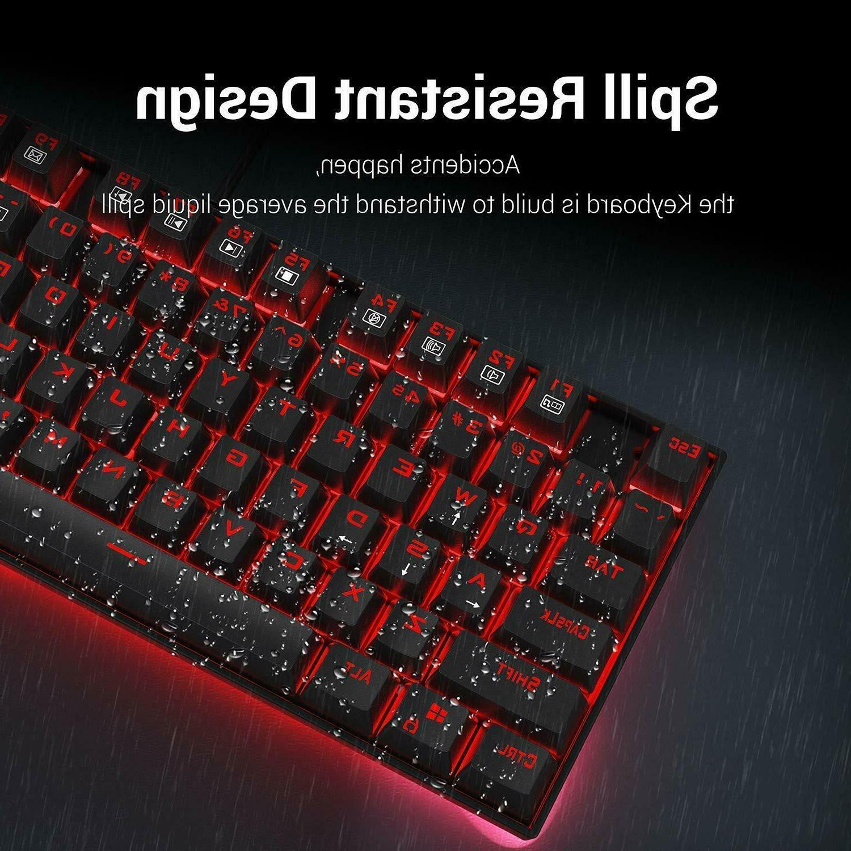 Keyboard 87 60% Small TKL