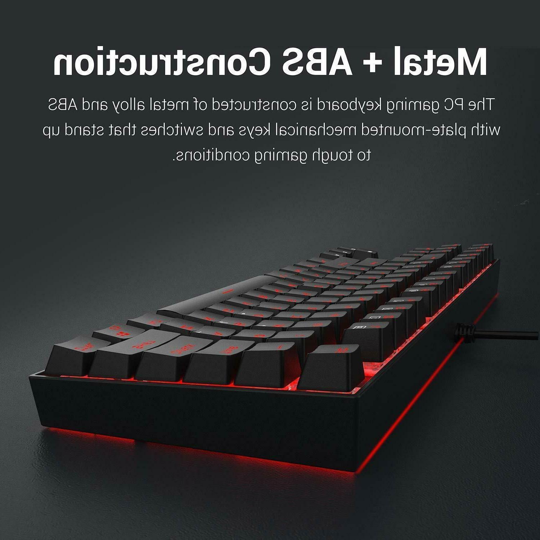 Redragon K552 Keyboard Small