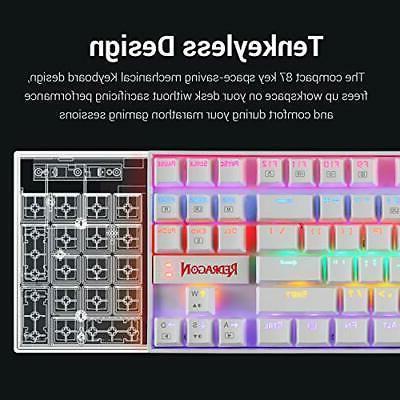 K552 RGB Rainbow Wired